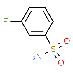 ChemSpider 2D Image | 3-Fluorobenzenesulfonamide | C6H6FNO2S