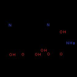 ChemSpider 2D Image | Minocycline | C23H27N3O7