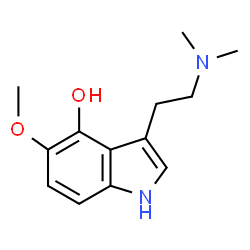 4-Hydroxy-5-methoxydimethyltryptamine