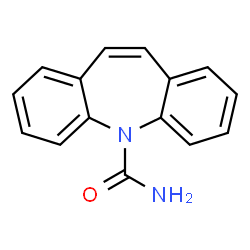 ChemSpider 2D Image | Carbamazepine | C15H12N2O