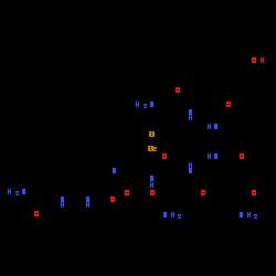 909c535ba69 1-{[(4R,7S,10S,13S,16S,19R)-19-Amino-7-(2-amino-2-oxoethyl)-10 -(3-amino-3-oxopropyl)-13-[(2S)-2-butanyl]-16-(4 -hydroxybenzyl)-6,9,12,15,18-pentaoxo-1-thia-2 ...