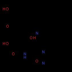 ChemSpider 2D Image   Naldemedine   C32H34N4O6