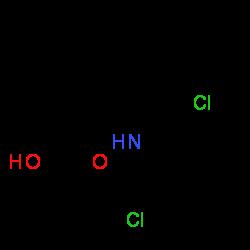 Diclofenac C14h11cl2no2 Chemspider