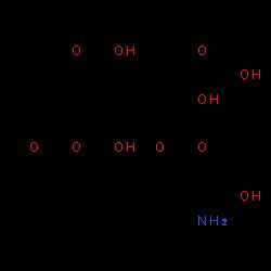 ChemSpider 2D Image | Doxorubicin | C27H29NO11