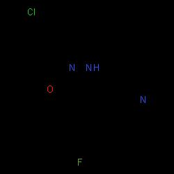 p38 MAP Kinase Inhibitor | C20H13ClFN3O | ChemSpider Map Kinase Inhibitor on mtor inhibitor, protein kinase inhibitor, pi 3 kinase inhibitor, tyrosine kinase inhibitor, jak kinase inhibitor,