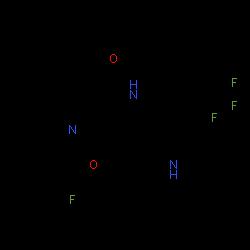 ChemSpider 2D Image | Avacopan | C33H35F4N3O2