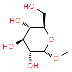 Methyl α-D-glucoside | C7H14O6 | ChemSpider