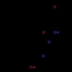 8R9R10S 10 Hydroxymethyl N 4 Methoxyphenyl 9 Phenylethynyl Phenyl 16 Diazabicyclo620decane 6 Carboxamide