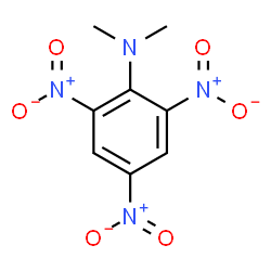 N,N-Dimethyl-2,4,6-trinitroaniline | C8H8N4O6 | ChemSpider