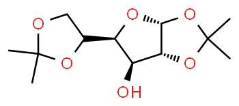 1,2:5,6-Di-0-isopropylidene-a-D-glucofuranoside