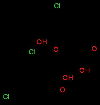 1-Chloro-3,5-bis-(4-chlorobenzoyl)-2-deoxy-D-ribofuranose