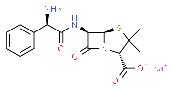 Ampicillin sodium salt, Ph. Eur.