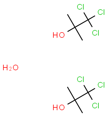 1,1,1-Trichloro-2-methyl -2-propanol hemihydrate, Ph.Eur.