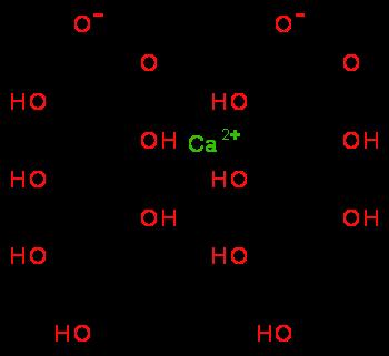 Calcium glucoheptonate, USP