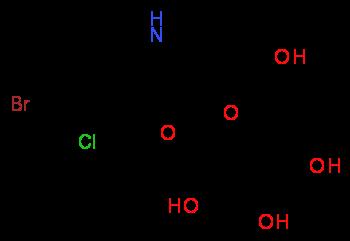 5-Bromo-4-chloro-3-indolyl ß-D-galactopyranoside