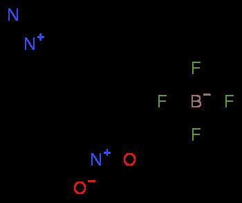 4-Nitrobenzènediazinum tétrafluoroborate