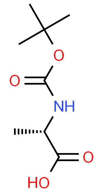 Boc-L-alanina